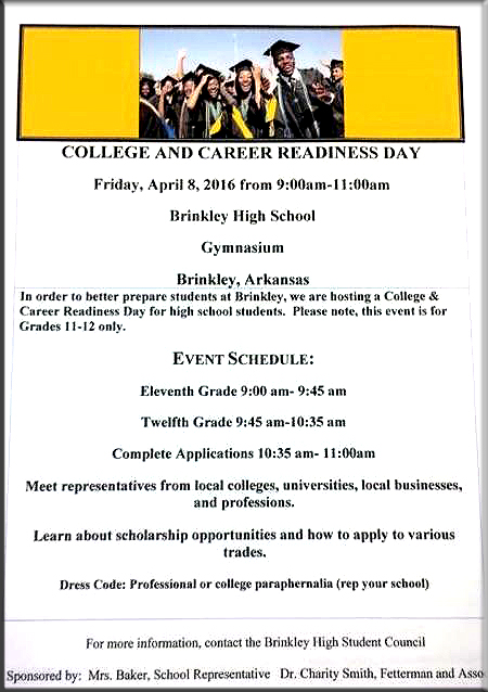 College and Career Readiness Day